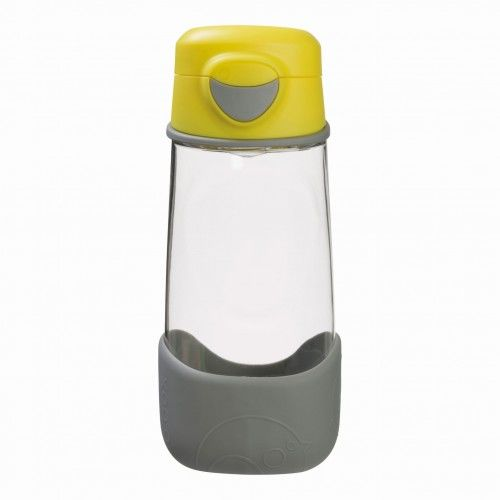 Sportowa butelka tritanowa 450 ml Lemon Sherbet b.box