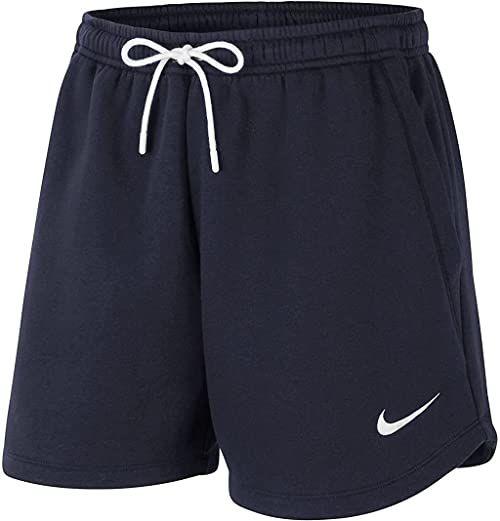 Nike Klasyczne szorty damskie Team Club 20 Short Women, szary, S