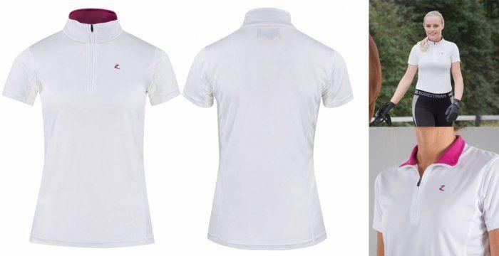 Koszulka funkcyjna TRISTA damska - Horze