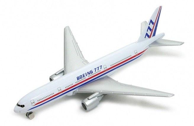 Samolot Welly Boeing 777