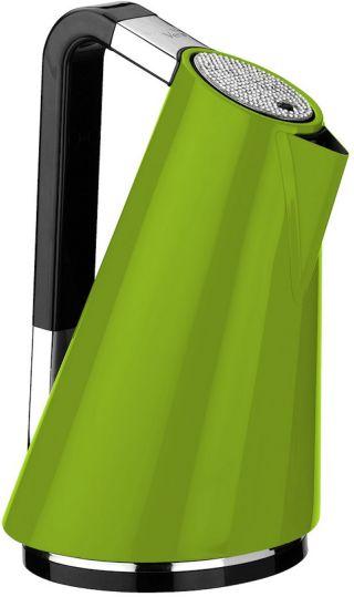 Casa Bugatti VERA INDIVIDUAL Czajnik Elektryczny - Swarovski - Zielony