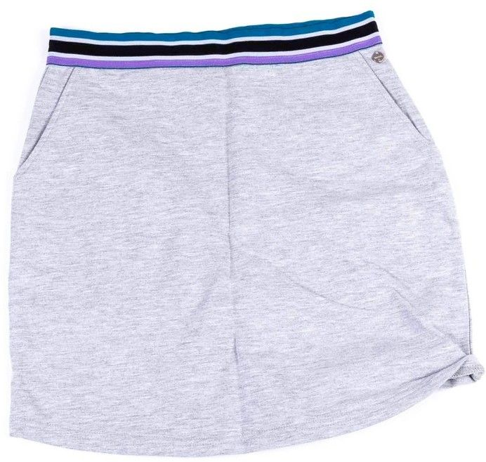 spódnica BENCH - Short Sweat Summer Grey Marl (MA1026)