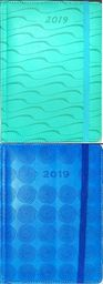 Kalendarz 2020 książkowy - terminarz B6+ Vivella z gumką ZAKŁADKA DO KSIĄŻEK GRATIS DO KAŻDEGO ZAMÓWIENIA