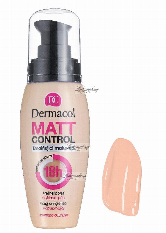 Dermacol - MATT CONTROL - Długotrwały podkład matujący - 1