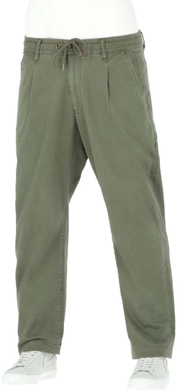 spodnie REELL - Reflex Loose Chino Olive (OLIVE)