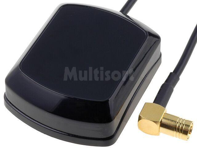 Antena GPS z wtykiem SMB