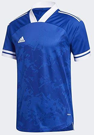 Adidas męska koszulka Condivo 20, Team Royal Blue/White, S