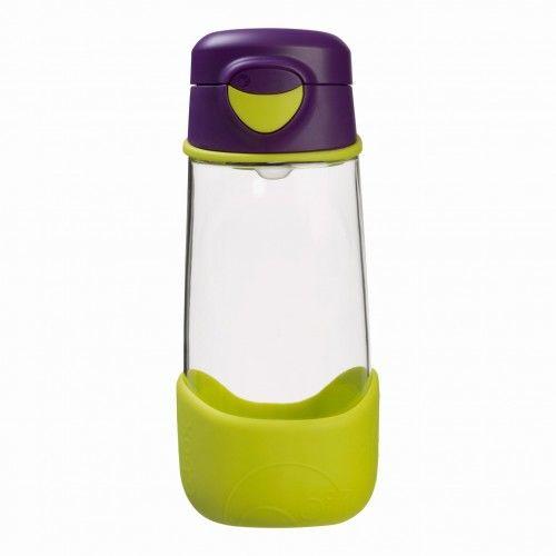 Sportowa butelka tritanowa 450 ml Passion Splash b.box