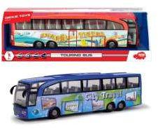 Autobus turystyczny 2 zwory DICKIE (GXP-555339)
