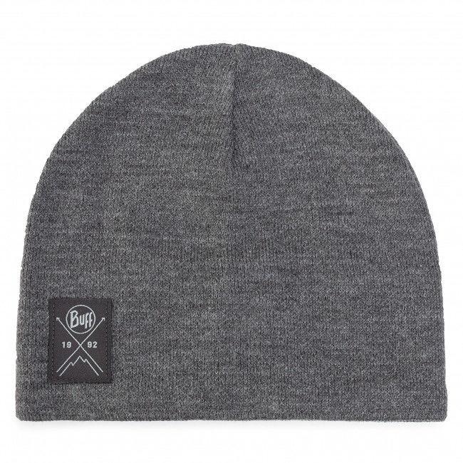 Czapka BUFF - Knitted & Polar Hat 113519.937.10.00 Solid Grey