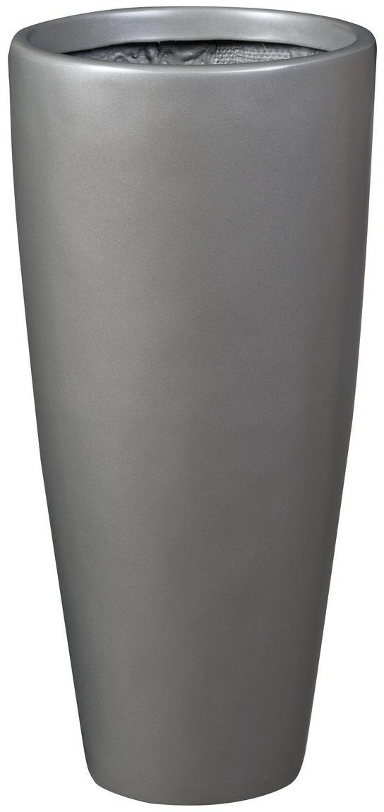 Donica z włókna szklanego D282C szary mat