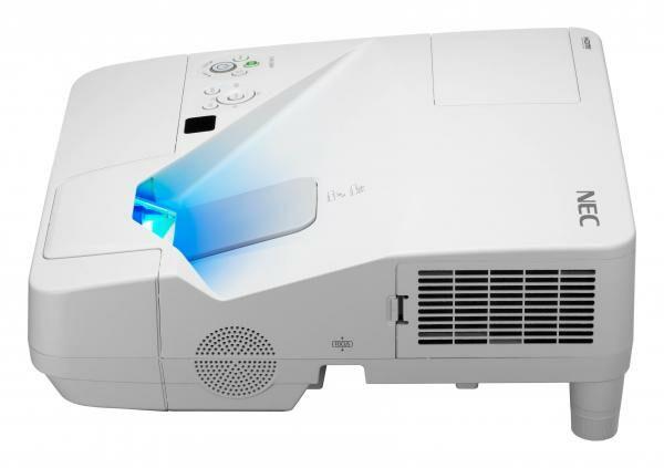 Projektor Nec UM330X + UCHWYTorazKABEL HDMI GRATIS !!! MOŻLIWOŚĆ NEGOCJACJI  Odbiór Salon WA-WA lub Kurier 24H. Zadzwoń i Zamów: 888-111-321 !!!
