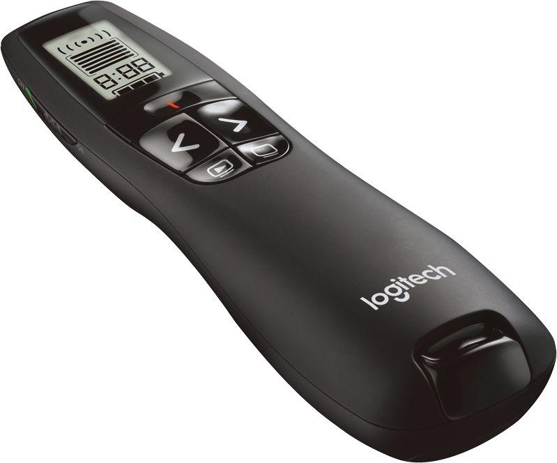 Logitech R700 profesjonalny prezenter laserowy WiFi 2,4 GHz 30m