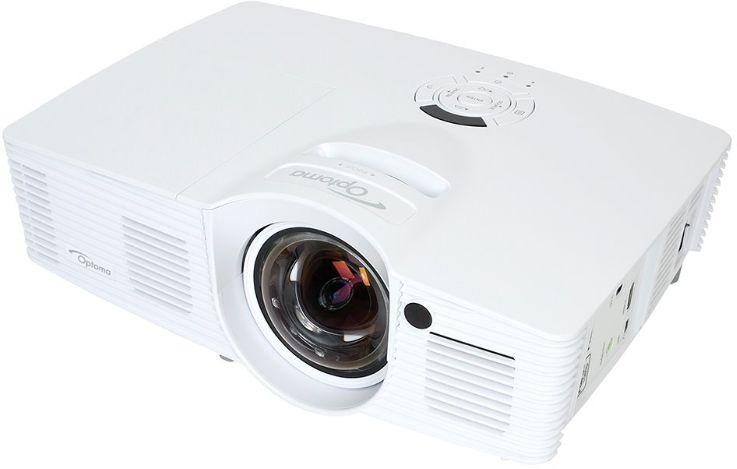 Projektor Optoma GT1080e - DARMOWA DOSTWA PROJEKTORA! Projektory, ekrany, tablice interaktywne - Profesjonalne doradztwo - Kontakt: 71 784 97 60