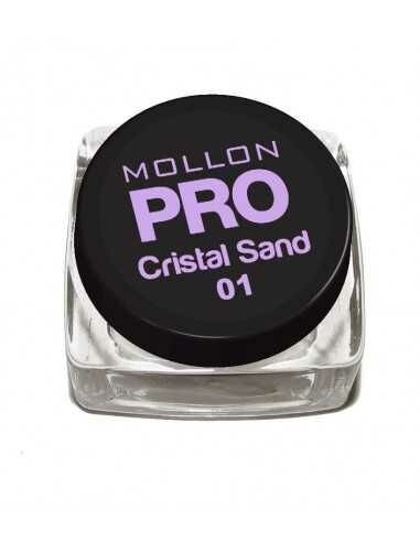 Cristal Sand 01 Violet pyłek do zdobień
