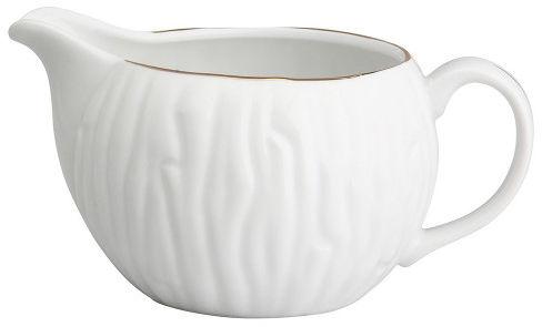 Sosjerka porcelana MariaPaula Natura Złota Linia 600 ml