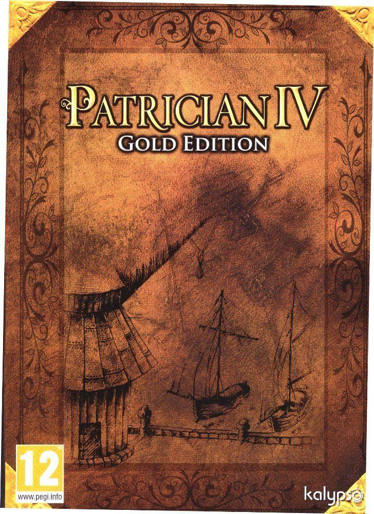 Patrician IV Gold (PC) klucz Steam