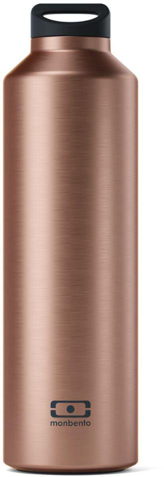 Butelka termiczna 500 ml z zaparzaczem Monbento MB Steel - cuivre - cuivre
