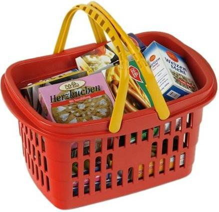 Klein Koszyk na zakupy z produktami