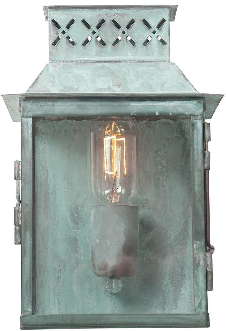 Kinkiet zewnętrzny Lambeth Palace V Elstead Lighting dekoracyjna oprawa w klasycznym stylu