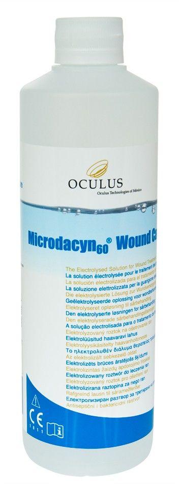 Microdacyn Wound Care – preparat do płukania ran