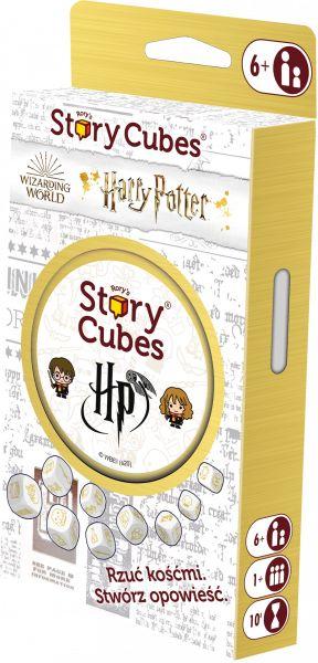 Gra Story Cubes: Harry Potter ZAKŁADKA DO KSIĄŻEK GRATIS DO KAŻDEGO ZAMÓWIENIA