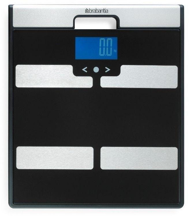 Brabantia - waga łazienkowa z pomiarem tkanki tłuszczowej