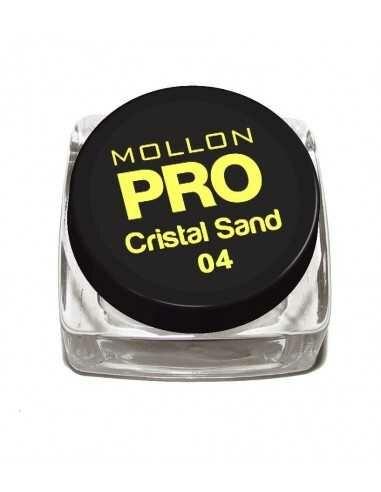Cristal Sand 04 Dore pyłek do zdobień