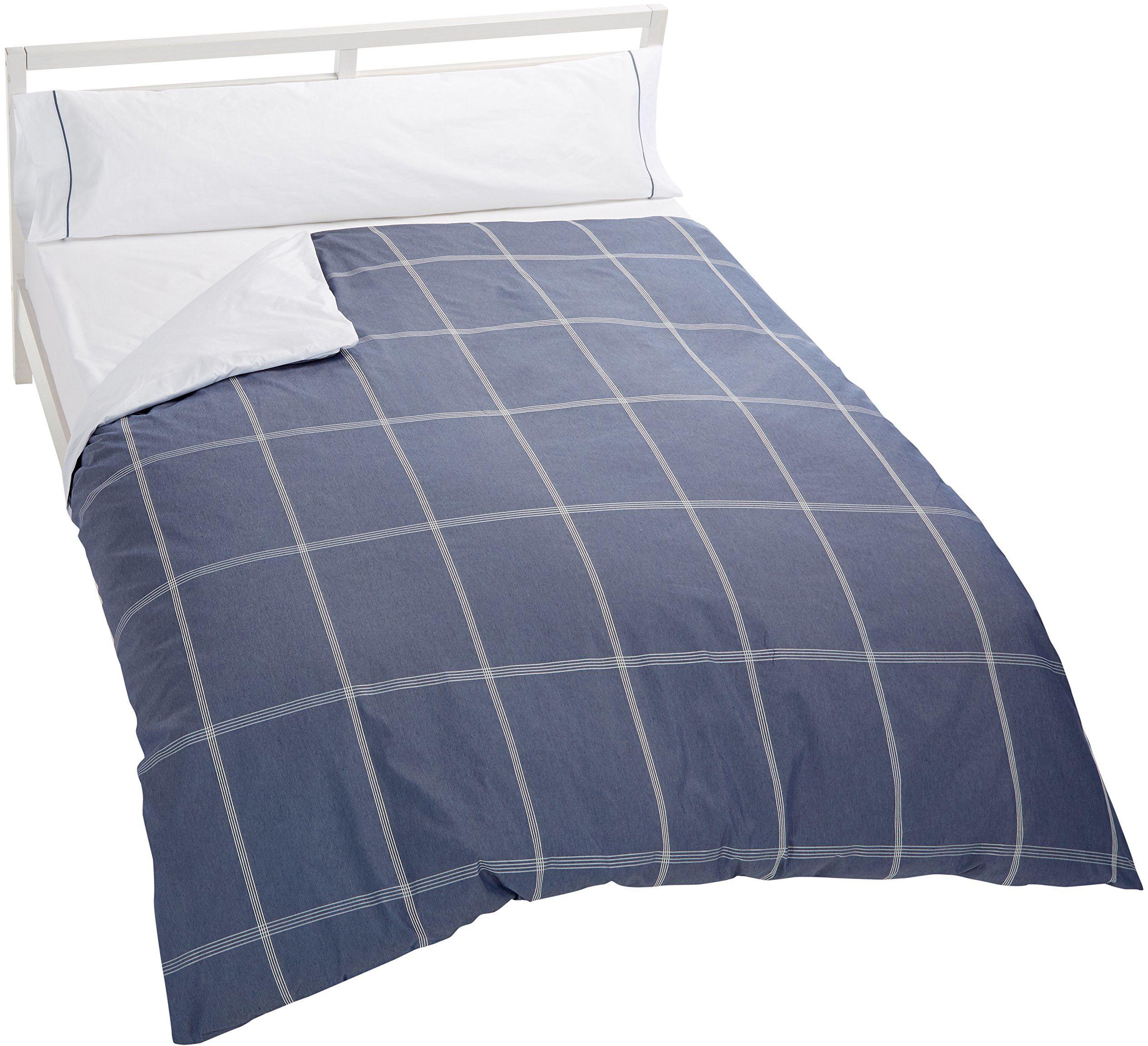 Artemur Rubin  podwójna kołdra do łóżka 135 cm niebieska