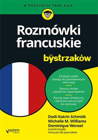 Rozmówki francuskie dla bystrzaków - dostawa GRATIS!.