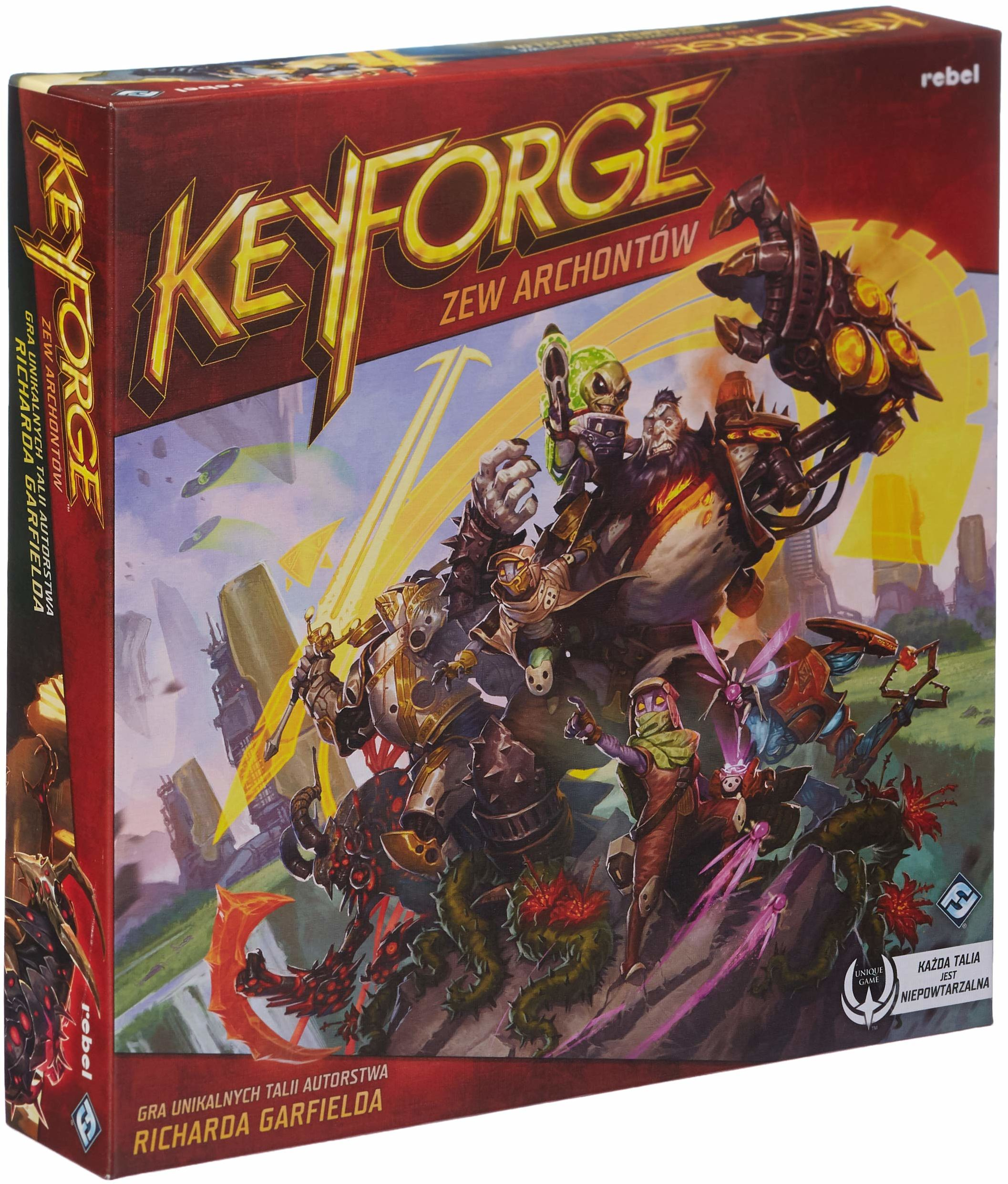 Rebel KF01 Keyforge: Zew Archontów - Pakiet Startowy