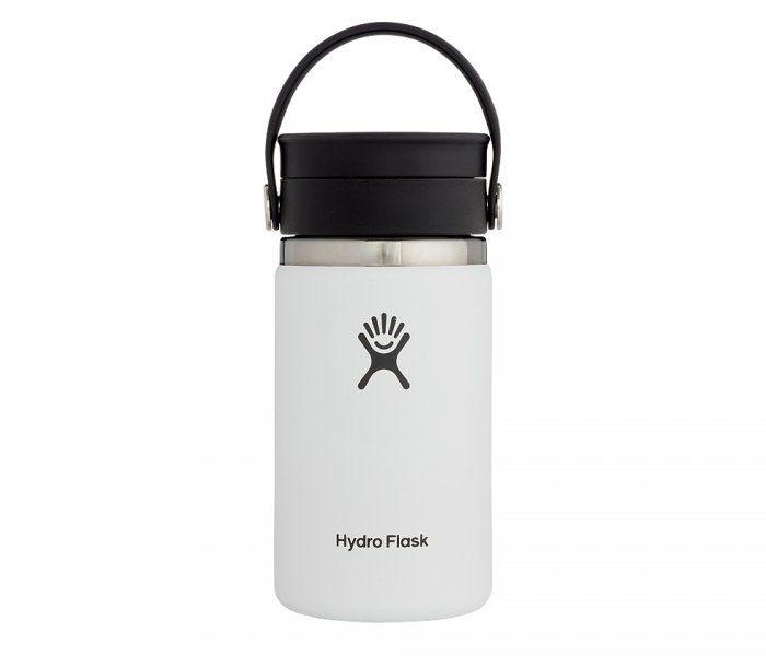 Kubek termiczny Hydro Flask 354 ml Coffee Wide Mouth Flex Sip (biały)