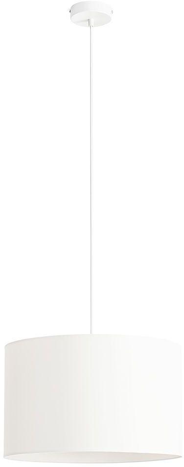 Lampa wisząca Barilla biała z abażurem 1089G - Aldex Do -17% rabatu w koszyku i darmowa dostawa od 299zł !