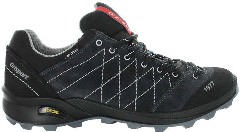 Buty sportowe Grisport czarne13133V3G