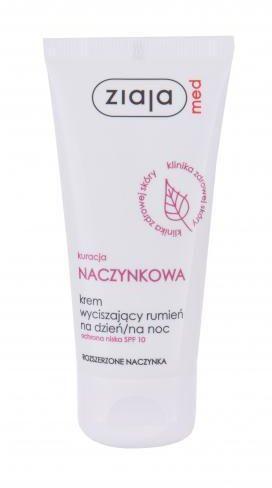 Ziaja Med Capillary Treatment Day And Night SPF10 krem do twarzy na dzień 50 ml dla kobiet