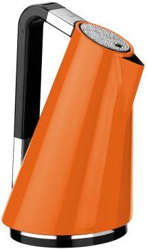 Casa Bugatti VERA INDIVIDUAL Czajnik Elektryczny - Swarovski - Pomarańczowy