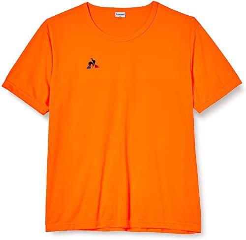 Le Coq Sportif N 1 Maillot Match Mc Fluo podkoszulek, pomarańczowy neon, L