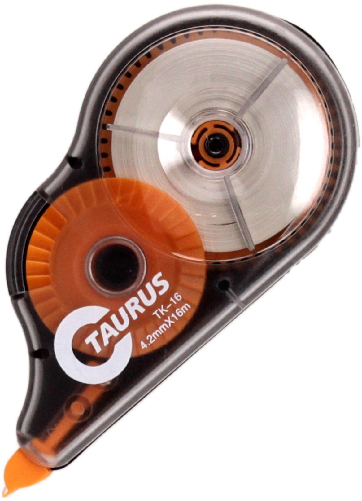 Korektor taśma 4.2mmx16m Taurus