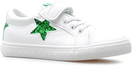 Trampki Big Star DD374103 Białe/Zielone