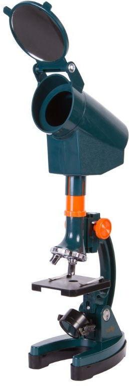 Mikroskop z adapterem fotograficznym LabZZ M3