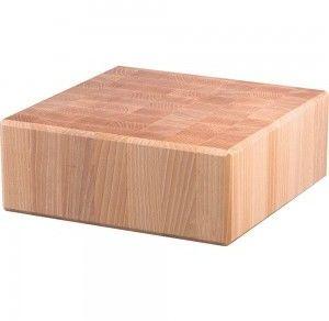 Kloc masarski 400x400 drewniany 684410