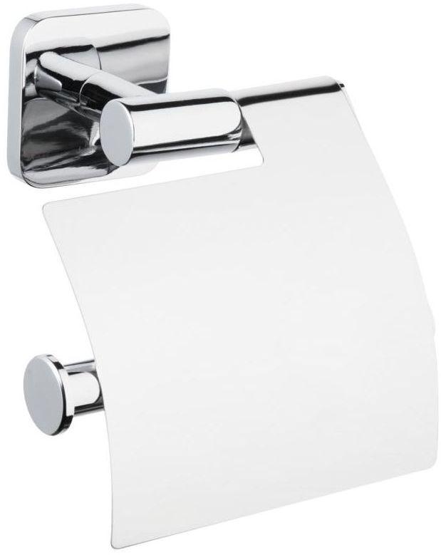 Uchwyt ścienny na papier toaletowy FORTE BISK