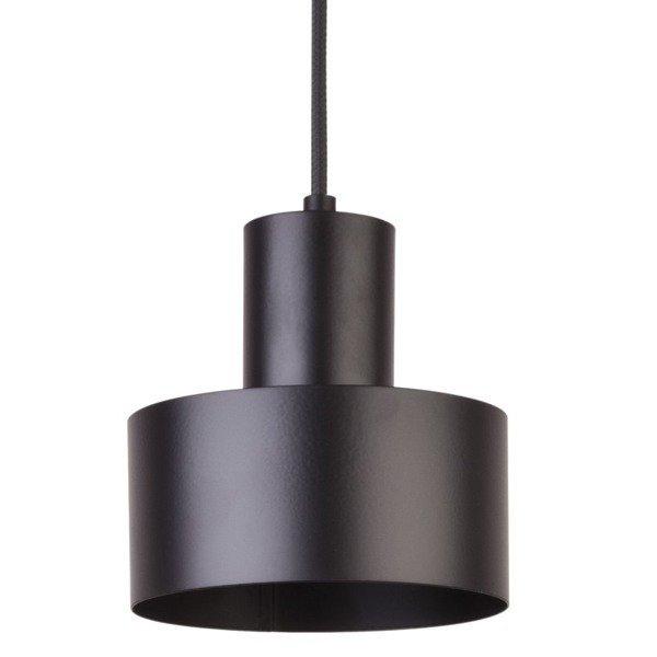 Lampa wisząca RIF czarna 15cm