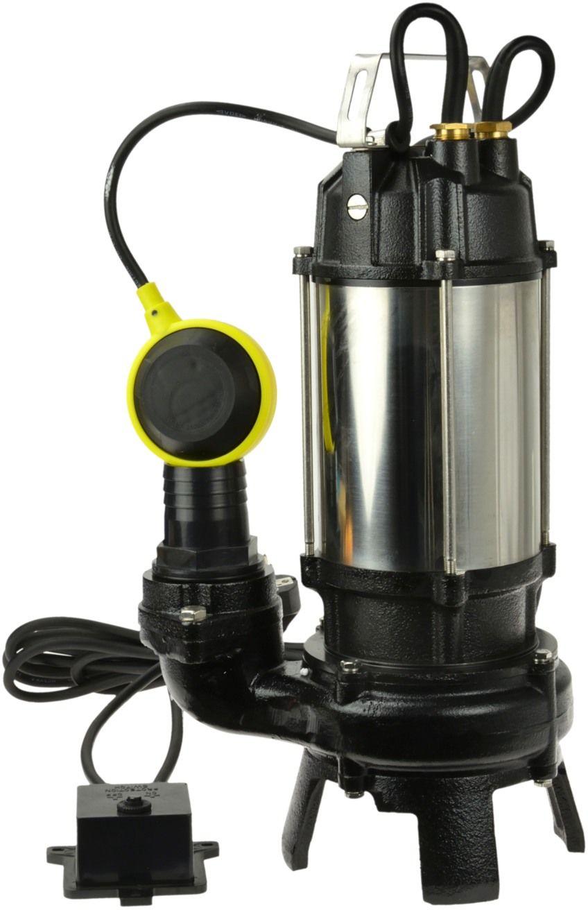 Pompa do szamba z młynkiem 1.1KW (G81445)