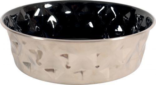 ZOLUX 475537NOI Miska inox DIAMOND 2,6 l kol. czarny