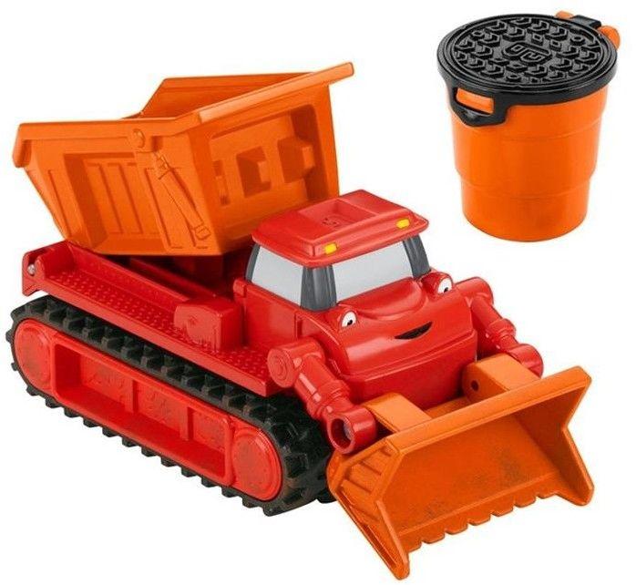 Bob Budowniczy - pojazdy + kinetyczny piasek