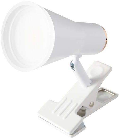 Spot LED Colours Vaughan Clip 3000 K 300 lm biały