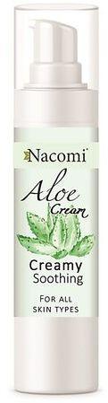 Krem - żel do twarzy aloesowy Nacomi Aloe Cream - 50 ml