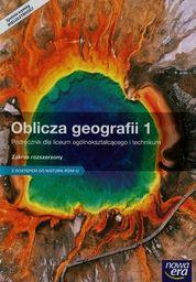 Geografia oblicza geografii podręcznik część 1 szkoła ponadgimnazjalna zakres rozszerzony 37022 501/1/2012/2015 ZAKŁADKA DO KSIĄŻEK GRATIS DO...