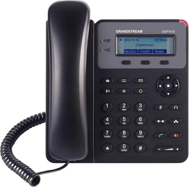 Grandstream GXP1615HD - telefon VoIP - 1 port SIP PoE